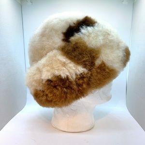 Accessories - Peruvian Baby Alpaca Winter Fur Hat(Russian Style)